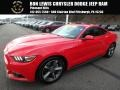 2015 Race Red Ford Mustang V6 Coupe #126464088