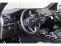 2018 BMW X3 Black Interior Dashboard Photo