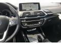 2018 BMW X3 Black Interior Controls Photo