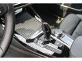 2018 BMW X3 Black Interior Transmission Photo