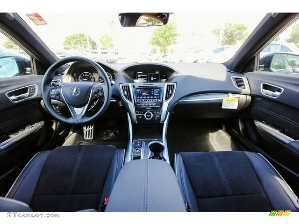 2018 Acura TLX V6 A-Spec Sedan Front Seat Photo #126507965