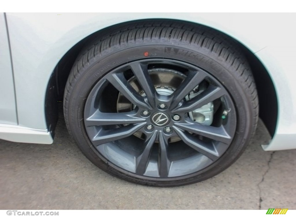 2018 Acura TLX V6 A-Spec Sedan Wheel Photos