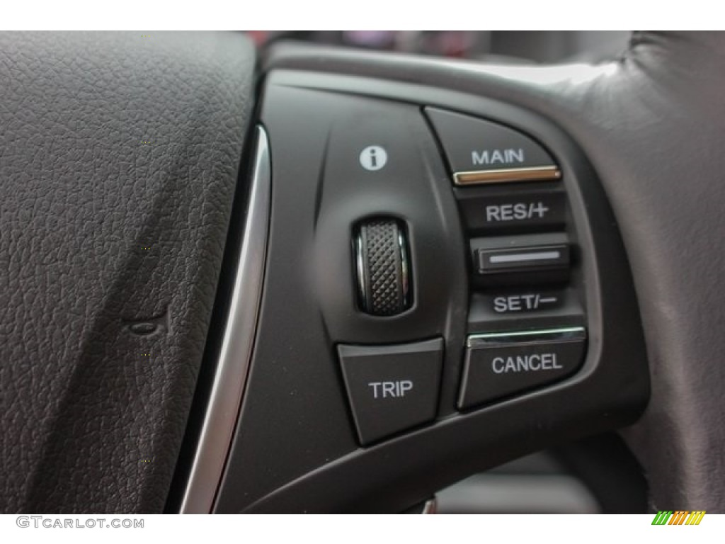 2018 Acura TLX V6 A-Spec Sedan Controls Photo #126508718
