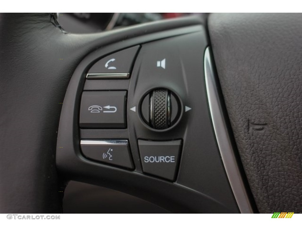 2018 Acura TLX V6 A-Spec Sedan Controls Photo #126508736