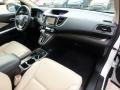 2015 White Diamond Pearl Honda CR-V Touring  photo #12