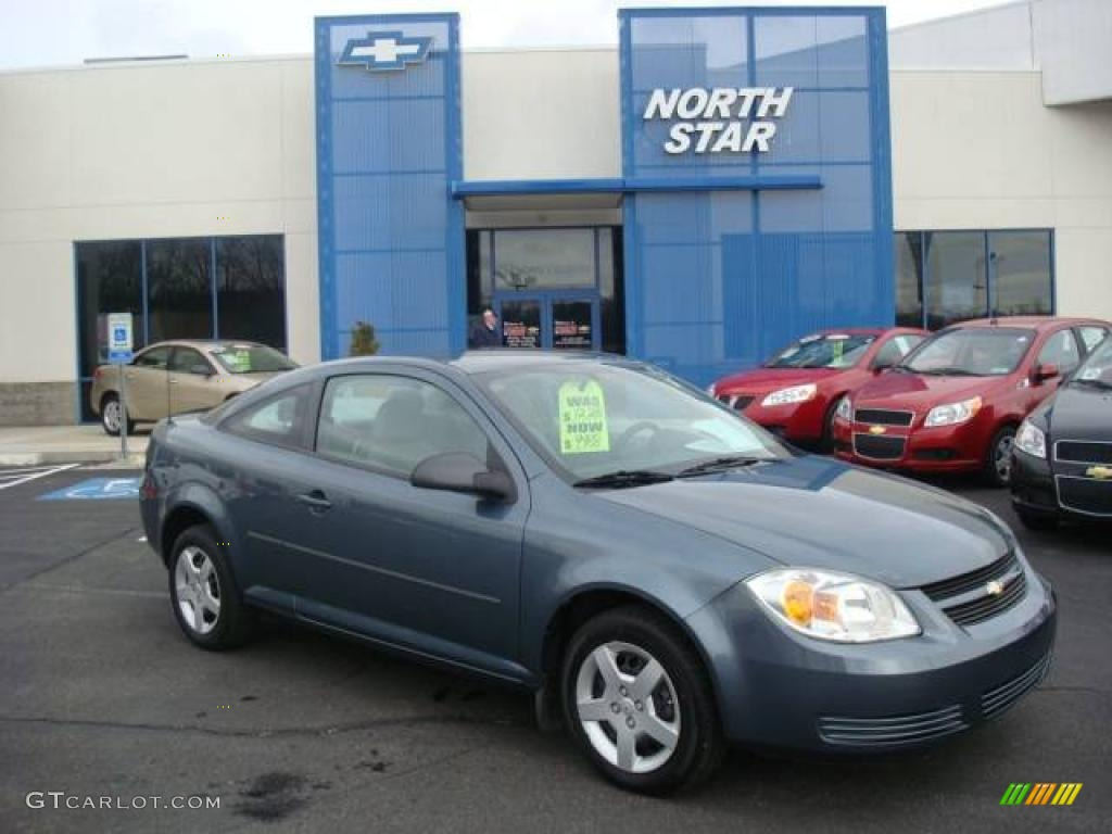 Blue Granite Metallic Chevrolet Cobalt