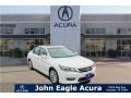 White Orchid Pearl 2013 Honda Accord EX-L Sedan