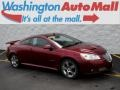 Performance Red Metallic 2008 Pontiac G6 GXP Coupe