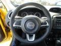 2018 Renegade Sport 4x4 Steering Wheel