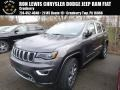 Granite Crystal Metallic 2018 Jeep Grand Cherokee Limited 4x4 Sterling Edition