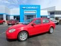 2009 Victory Red Chevrolet Cobalt LT Sedan #126579863