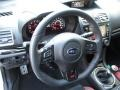 Carbon Black Steering Wheel Photo for 2018 Subaru WRX #126595196