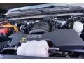 2018 Graphite Metallic Chevrolet Silverado 1500 LT Crew Cab  photo #8