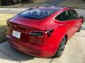 Red Multi-Coat - Model 3 Long Range Photo No. 35