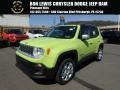 2018 Hypergreen Jeep Renegade Limited 4x4  photo #1