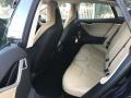 Rear Seat of 2014 Model S