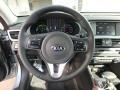 2018 Optima Hybrid Premium Steering Wheel