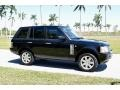 2006 Java Black Pearl Land Rover Range Rover HSE  photo #2