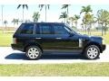 2006 Java Black Pearl Land Rover Range Rover HSE  photo #3