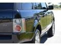 2006 Java Black Pearl Land Rover Range Rover HSE  photo #5