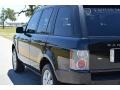 2006 Java Black Pearl Land Rover Range Rover HSE  photo #8