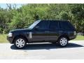 2006 Java Black Pearl Land Rover Range Rover HSE  photo #10