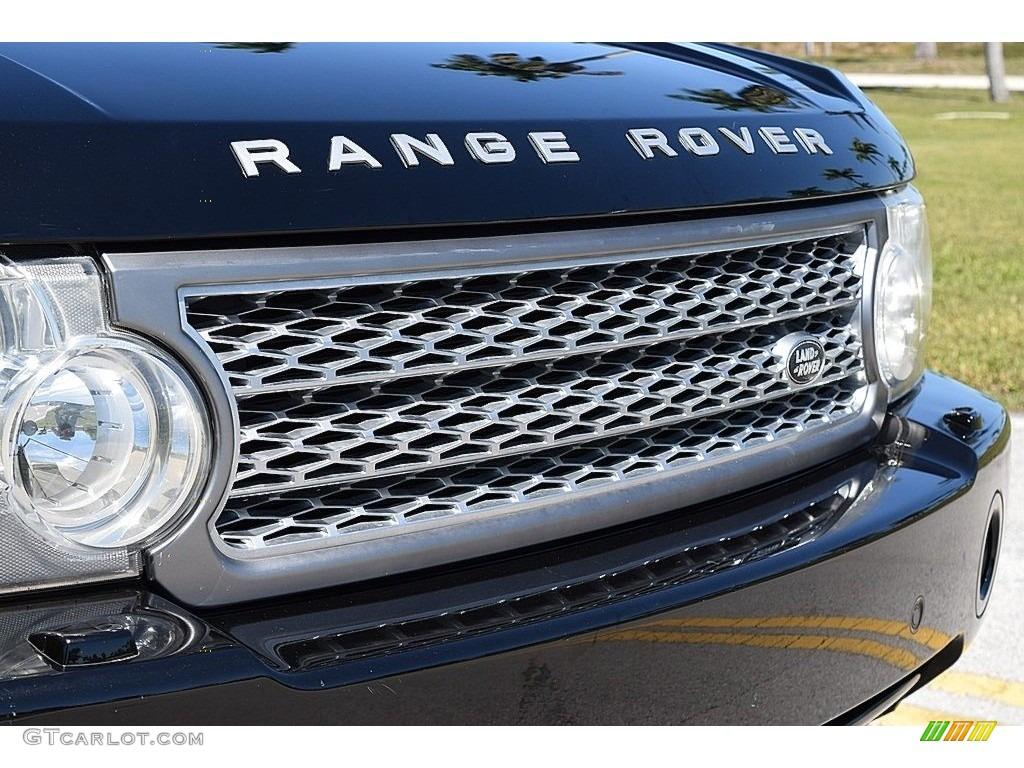 2006 Range Rover HSE - Java Black Pearl / Sand/Jet photo #17