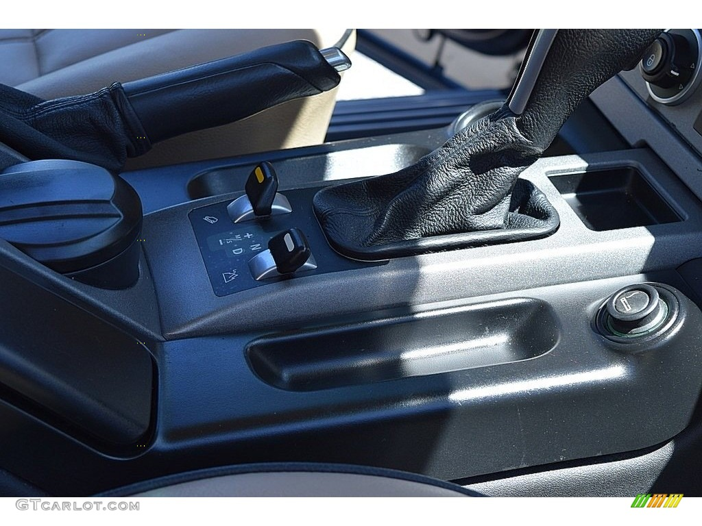2006 Range Rover HSE - Java Black Pearl / Sand/Jet photo #45