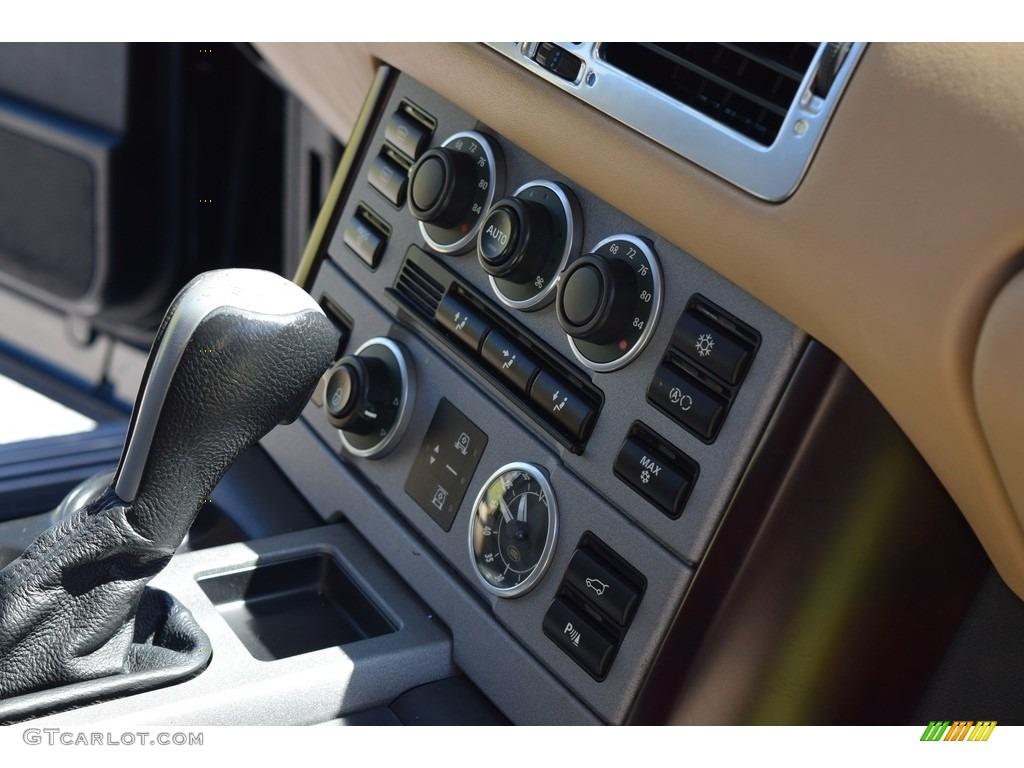 2006 Range Rover HSE - Java Black Pearl / Sand/Jet photo #46