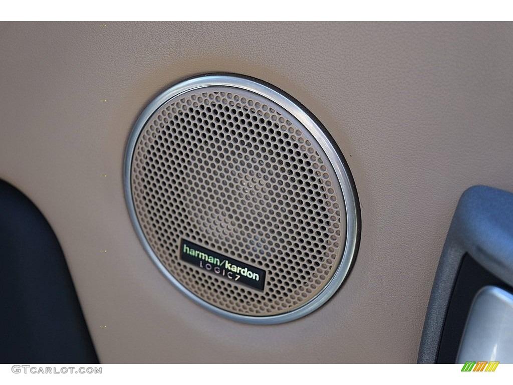 2006 Range Rover HSE - Java Black Pearl / Sand/Jet photo #50