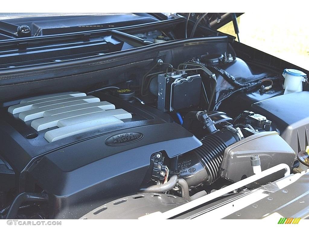 2006 Range Rover HSE - Java Black Pearl / Sand/Jet photo #52