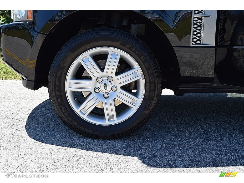 2006 Range Rover HSE - Java Black Pearl / Sand/Jet photo #55