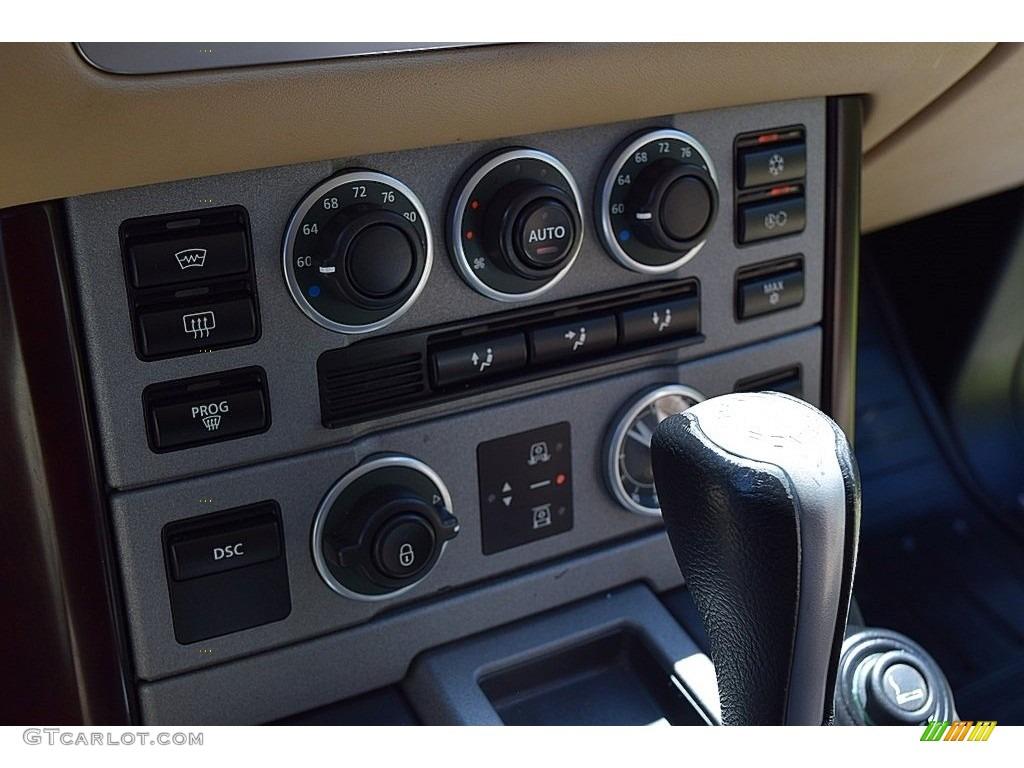 2006 Range Rover HSE - Java Black Pearl / Sand/Jet photo #61