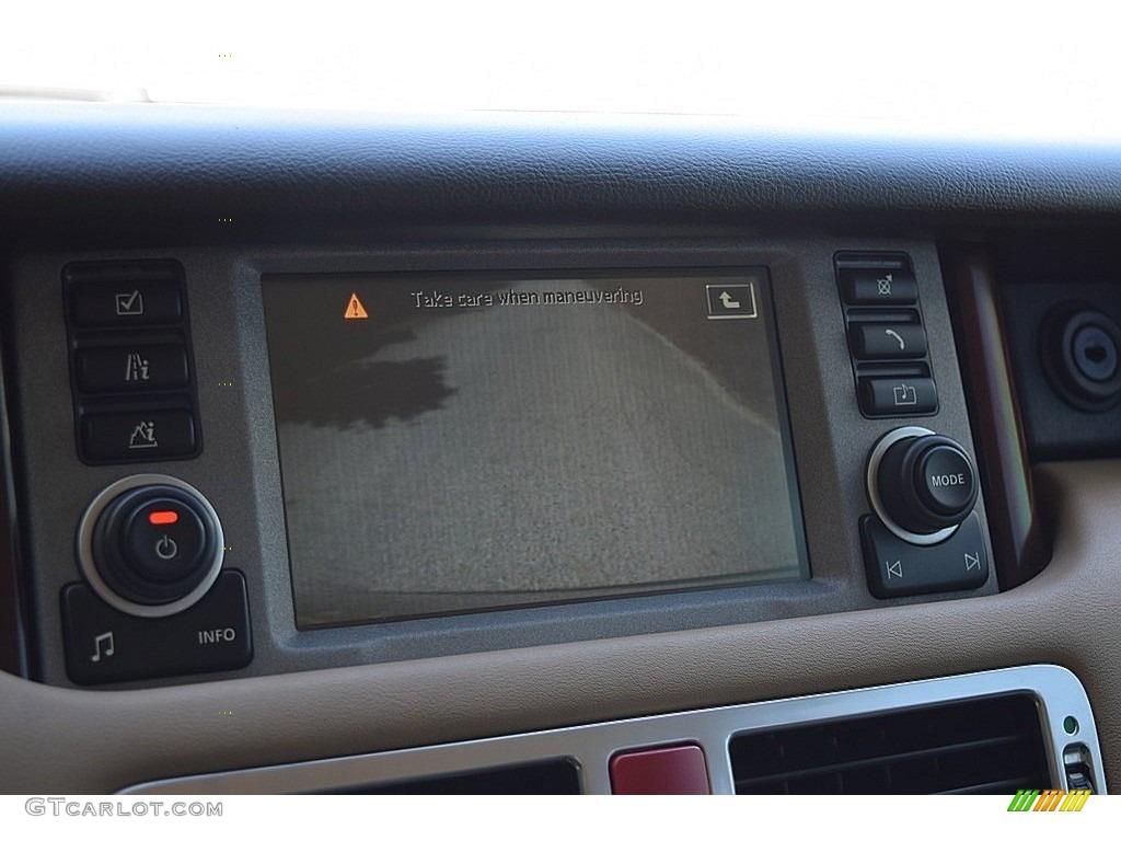 2006 Range Rover HSE - Java Black Pearl / Sand/Jet photo #66