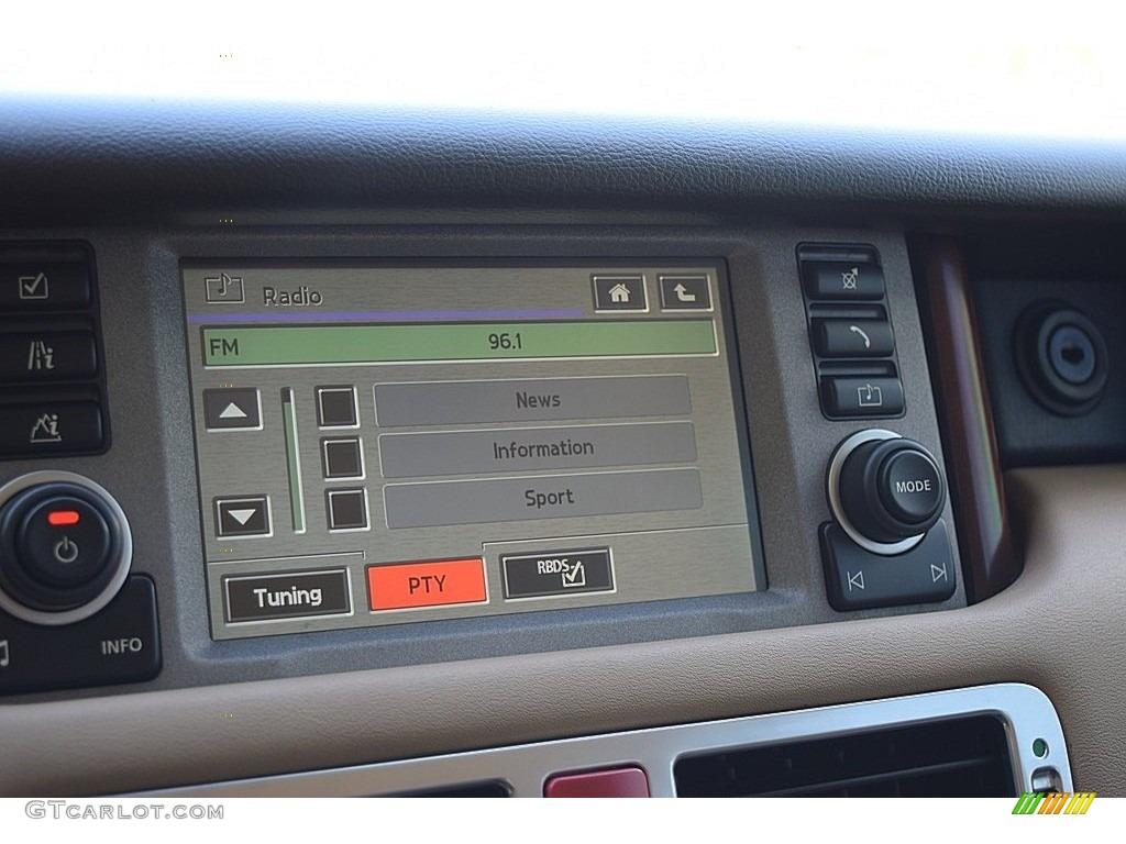 2006 Range Rover HSE - Java Black Pearl / Sand/Jet photo #67