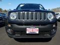 2018 Black Jeep Renegade Latitude 4x4  photo #2