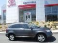 2011 Polished Metal Metallic Honda CR-V EX-L 4WD  photo #2