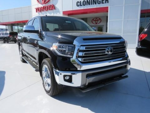 2018 Toyota Tundra 1794 Edition CrewMax Data, Info and Specs