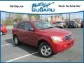 2008 Spicy Red Kia Sorento LX 4x4  photo #1