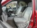 2008 Spicy Red Kia Sorento LX 4x4  photo #15
