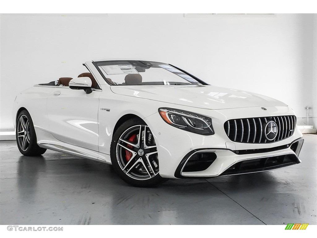 2018 designo Diamond White Metallic Mercedes-Benz S AMG ...