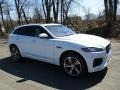 Yulong White Metallic 2018 Jaguar F-PACE S AWD