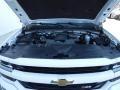2016 Summit White Chevrolet Silverado 1500 LT Z71 Crew Cab 4x4  photo #13