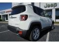 2018 Alpine White Jeep Renegade Limited  photo #9