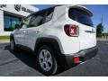 2018 Alpine White Jeep Renegade Limited  photo #11