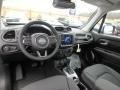 2018 Black Jeep Renegade Limited 4x4  photo #12