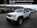 Alpine White 2018 Jeep Renegade Limited 4x4