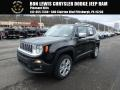 Black 2018 Jeep Renegade Limited 4x4