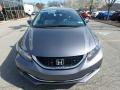 2015 Modern Steel Metallic Honda Civic EX-L Sedan  photo #8