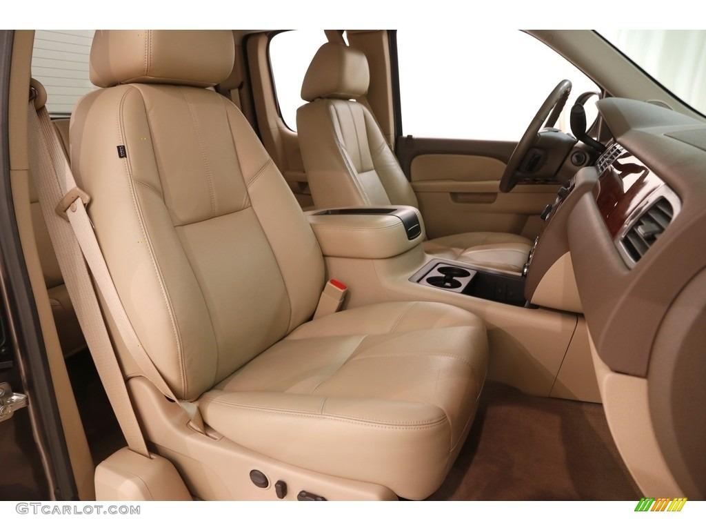 2012 Silverado 1500 LTZ Extended Cab 4x4 - Mocha Steel Metallic / Ebony photo #12